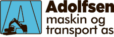 Adolfsen Maskin og Transport AS Logo